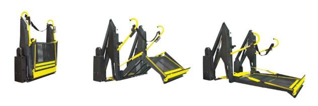 klearvue wheelchair lift