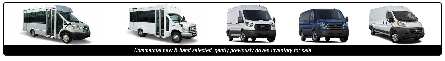 commercial van inventory