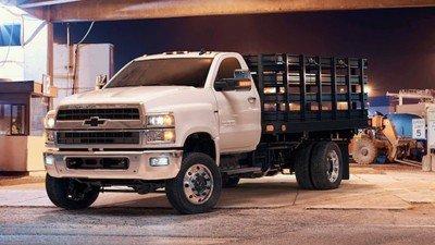 truck four