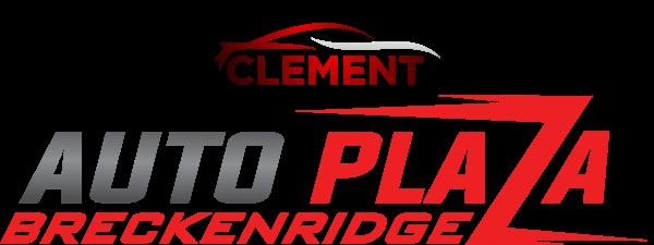 Clement Auto Plaza Breckenridge logo