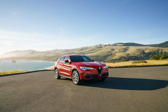 Lease a World-Class Alfa Romeo for Less than the Competition