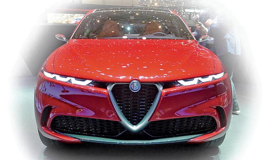 Alfa Romeo Vehicle