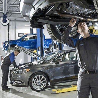 O. C. Welch Ford Lincoln Inc. Car Repair