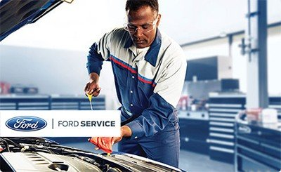 O. C. Welch Ford Lincoln Inc. Car Repair