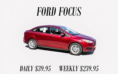Ford Focus Rental O. C. Welch Ford Lincoln Inc.