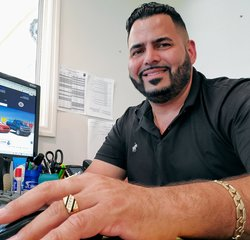 Sales Manager of Vero Beach Alex Morales in Sales at Commuter Cars