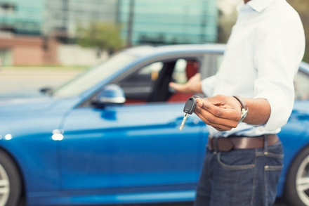 Buying your first car from our Orlando used car dealer.