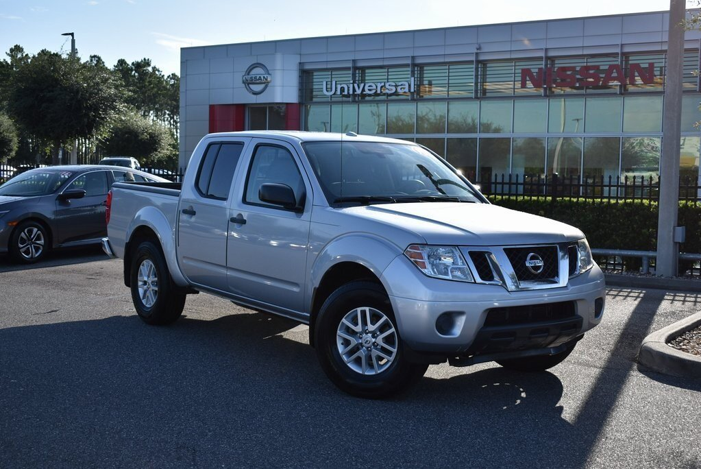 A used 2015 Nissan Frontier available for sale at Universal Used Car Superstore.