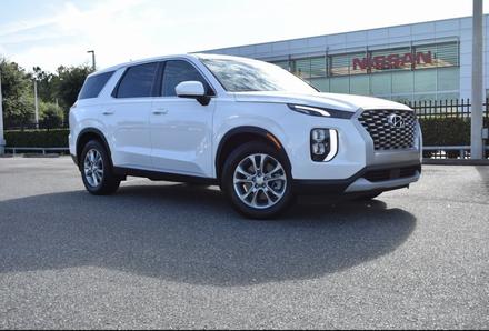 A used 2020 Hyundai Palisade available in Orlando.