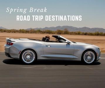 SPRING BREAK TRAVEL DESTINATIONS