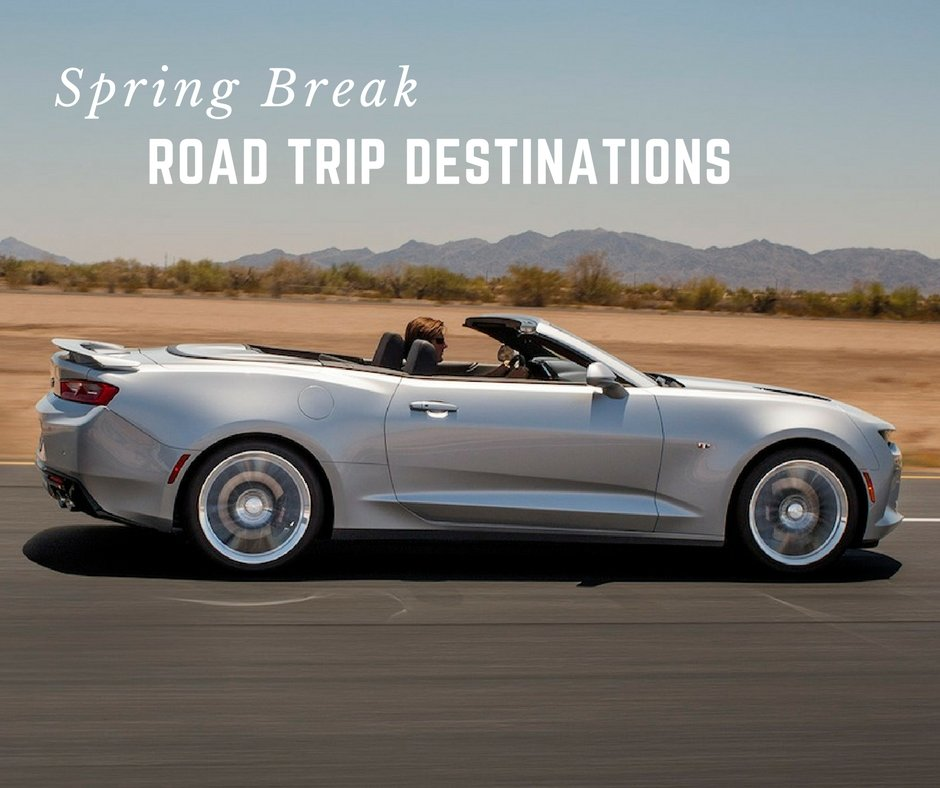 SPRING BREAK TRAVEL DESTINATIONS