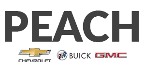 Peach Chevrolet Buick GMC Logo Main