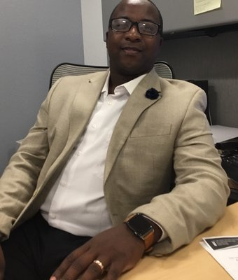 F & I Manager Russell Clausell Jr. in Sales at Peach Chevrolet Buick GMC