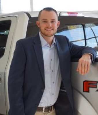 General Sales Manager Troy Lacy at RC Lacy Ford Lincoln Subaru