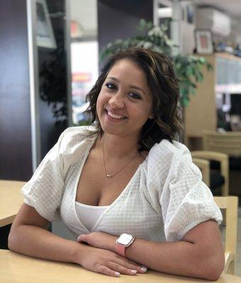 Business Development Agent Alyssa Monteleone at RC Lacy Ford Lincoln Subaru