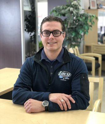Sales & Leasing Consultant Casey O'Hara at RC Lacy Ford Lincoln Subaru