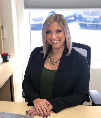 Business Manager Nicole Lacy in Sales at RC Lacy Ford Lincoln Subaru