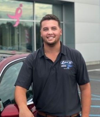 Sales & Leasing Consultant Dylan Lacy in Sales at RC Lacy Ford Lincoln Subaru