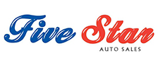 Five Star Auto Sales Logo Small