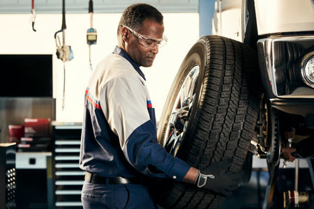 Coupon for COMPLIMENTARY Tire and Alignment Safety Inspection
