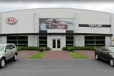 The Taylor Automotive Family Toledo Kia Location