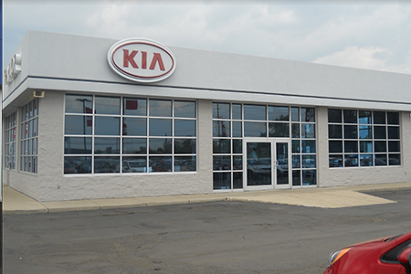 The Taylor Automotive Family Findlay Kia Location