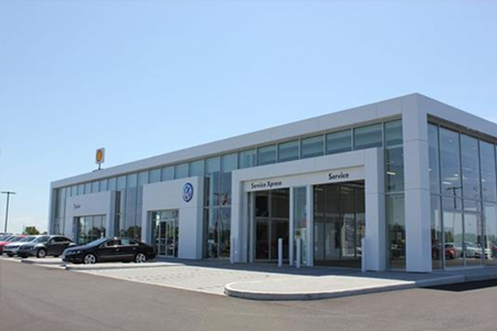 The Taylor Automotive Family Volkswagen Location