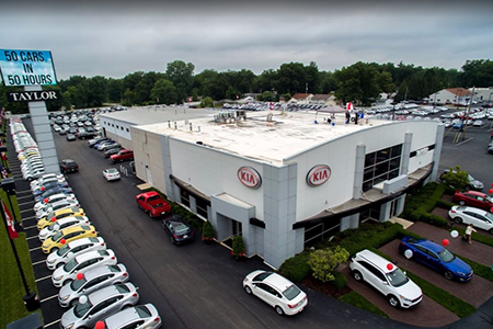 The Taylor Automotive Family Lima Kia Location