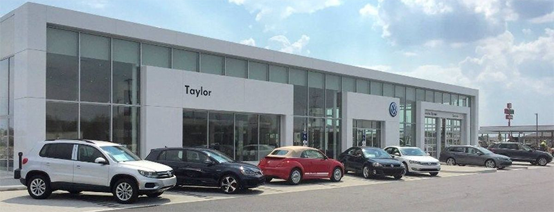 The Taylor Automotive Family Volkswagen