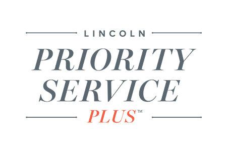 Lincoln Priority Service PLUS™**