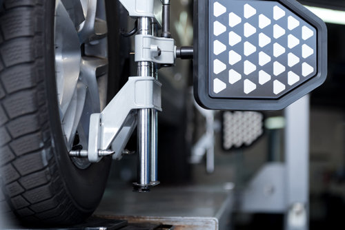 Coupon for 4-Wheel Alignment $99.95
