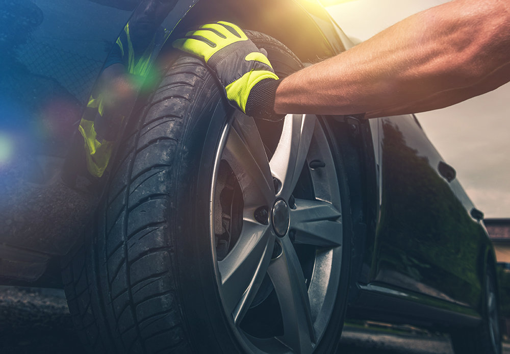 Coupon for Tire Rotation $15.95