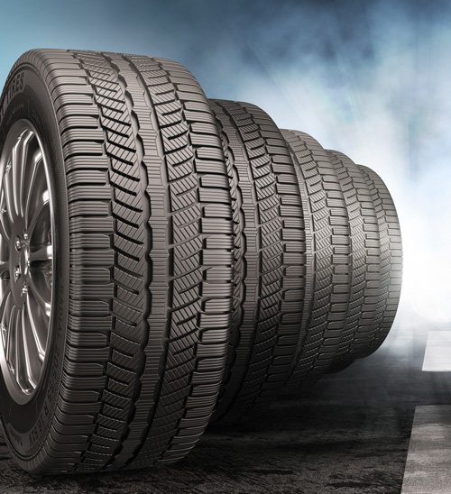 Coupon for BUY 3 TIRES GET 1 FREE