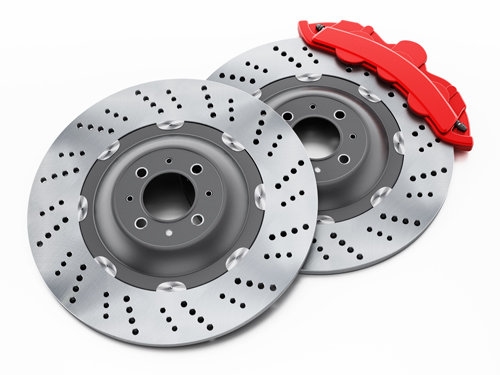 Coupon for Front or Rear Brake Service With Machining Rotors $349.95