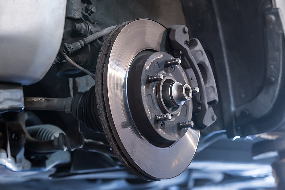 Coupon for 15% Off of Replacement of Brake Pads & Rotors