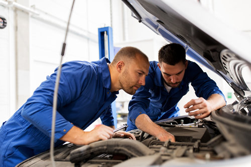 Coupon for Summer Service Special SAVE 10% OFF Parts and labor and/or any necessary repairs Includes Free Multi Point Inspection (MPI)