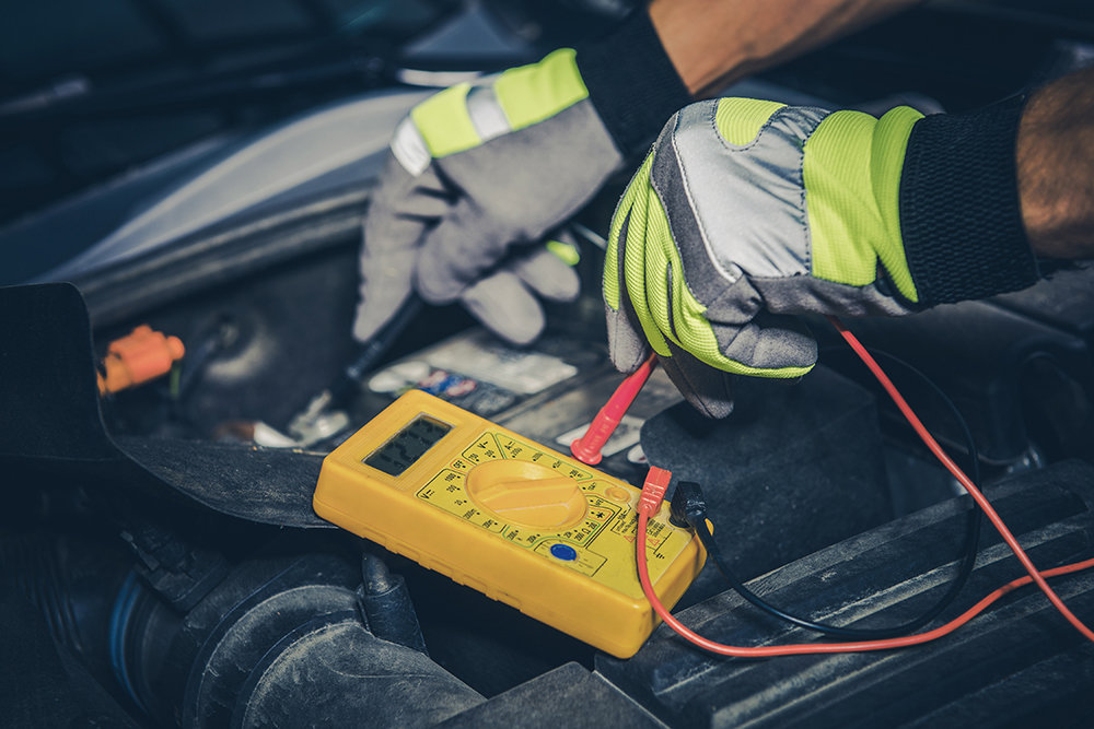 Coupon for Battery Test & Installation $49.95