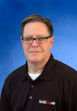 Team Member Ken Farris in Sales at Farrish of Fairfax