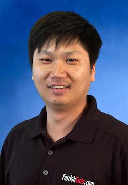 Team Member Yongki Kim in Sales at Farrish of Fairfax
