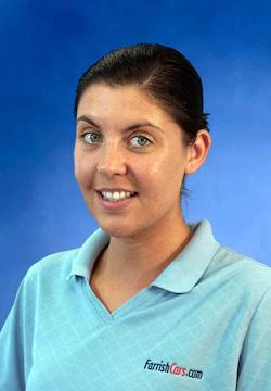 Team Member Katerina Schlothauer in Sales at Farrish of Fairfax