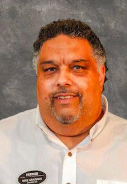 Subaru Service and Body Shop Director Mike Graziano in Service at Farrish of Fairfax