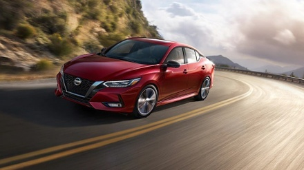 2020 Nissan Sentra available in Orlando.