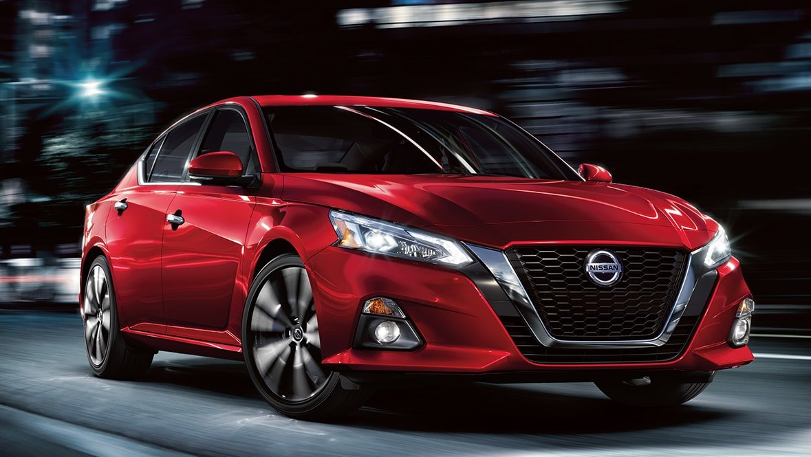 2021 Nissan Altima available in Orlando.
