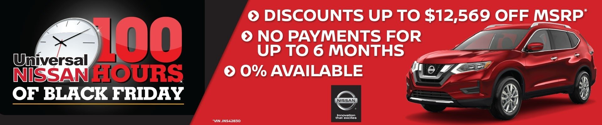 Universal Nissan 100 Hours of Black Friday