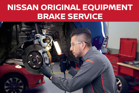 Coupon for Nissan Original Equipment Brake Service Rotor Resurface $249.95 – without Rotor Service $189.95