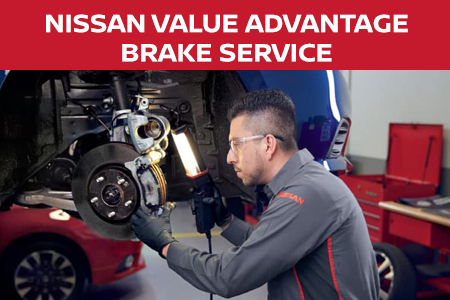 Coupon for Nissan Value Advantage Brake Service Rotor Resurface $219.95 – without Rotor Service - $159.95