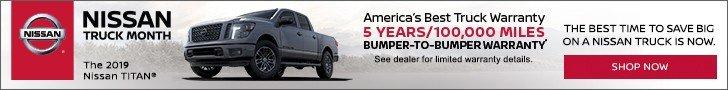 Nissan Truck Month - Titan