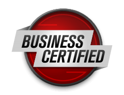 Business Certified logo