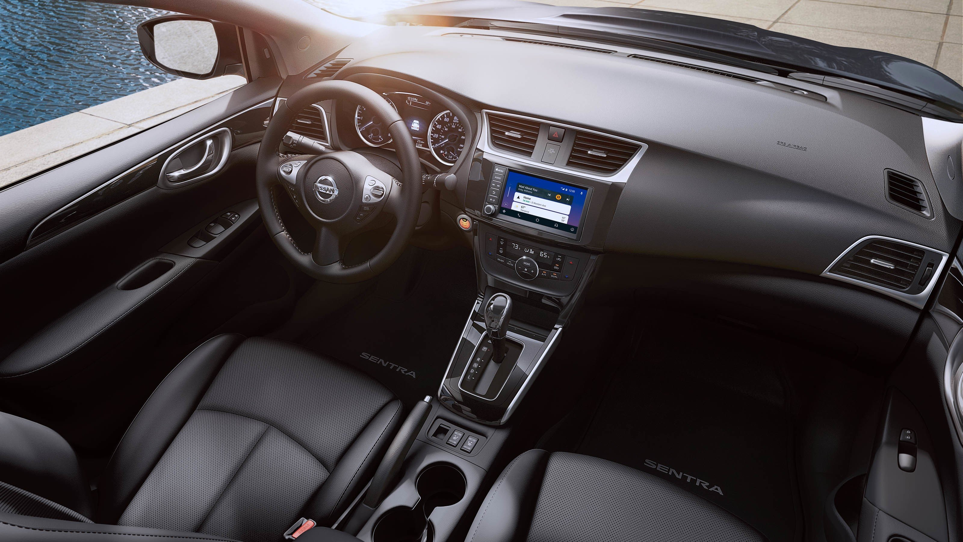 2018 Nissan Sentra Safety and Special Features