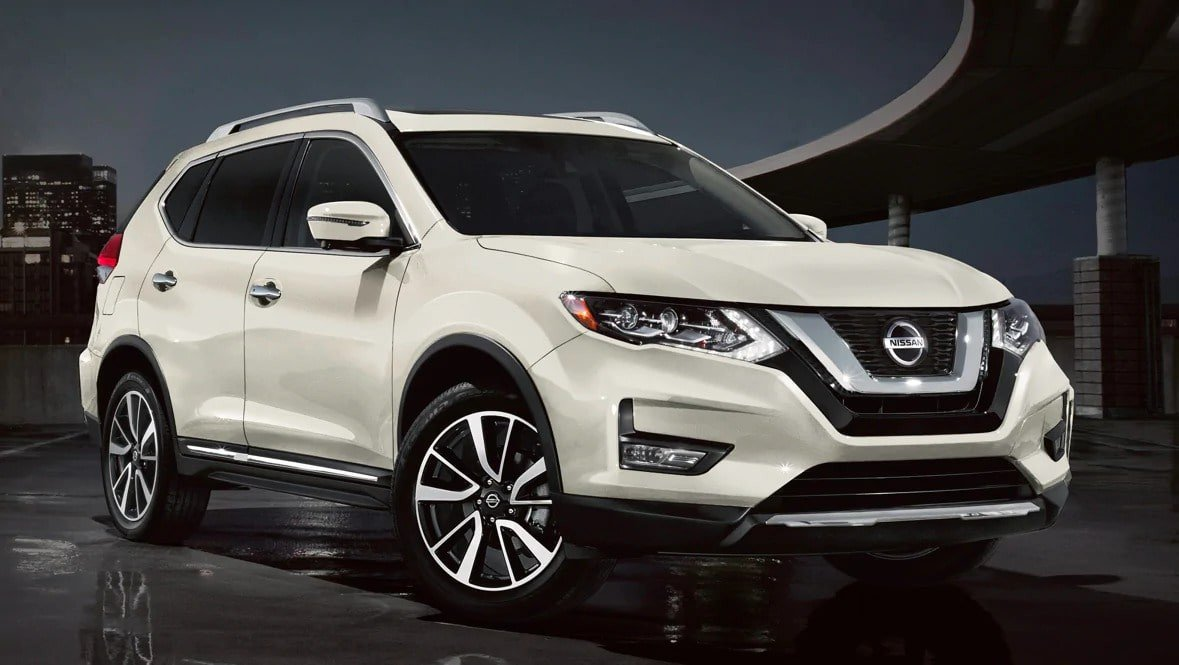 2020 Nissan Rogue For Sale Near Hunters Creek